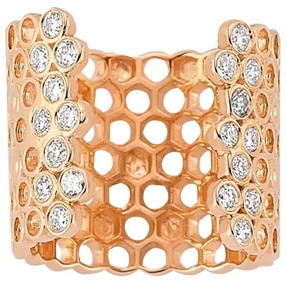 honeycomb jewelry designs 21