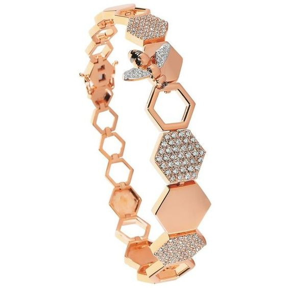honeycomb jewelry designs 26