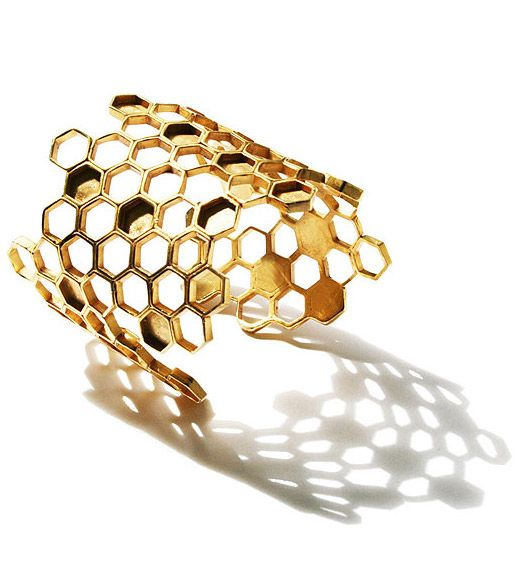 honeycomb jewelry designs 3