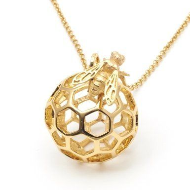 honeycomb jewelry designs 8