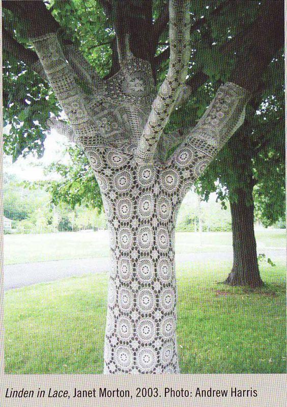 lace street art 2