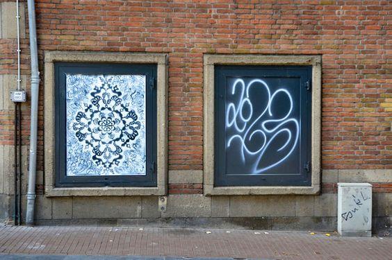 lace street art 20