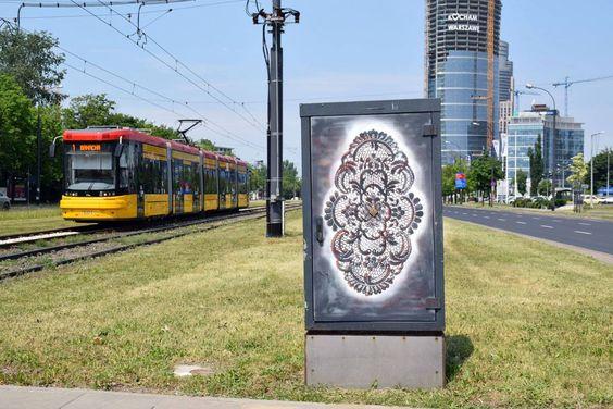 lace street art 8