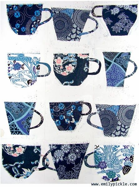 paper cup painting 15