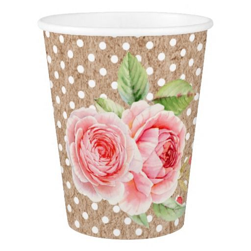 paper cup painting 22