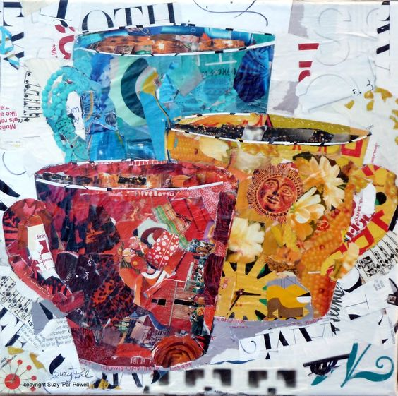 paper cup painting 4