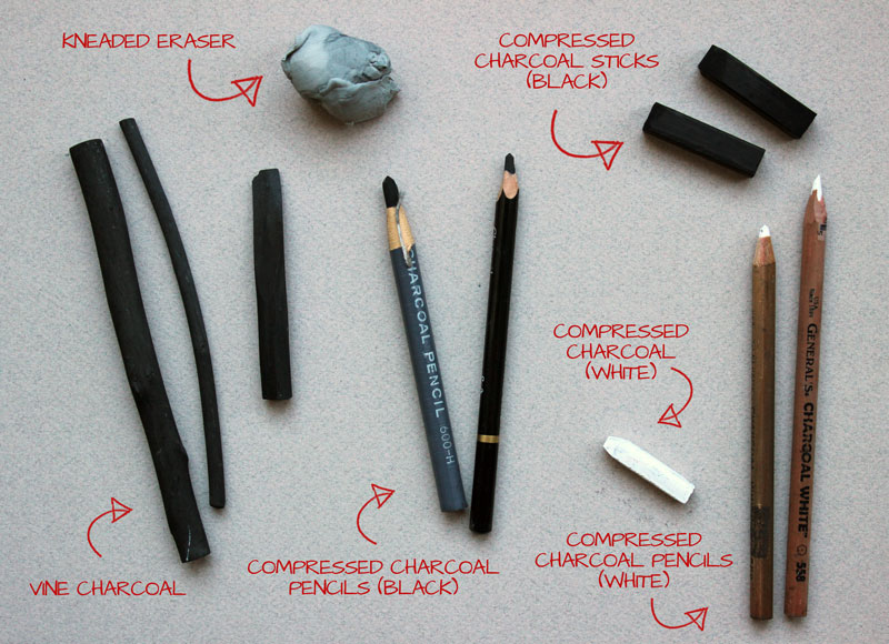 charcoal-drawing-for-beginners-1