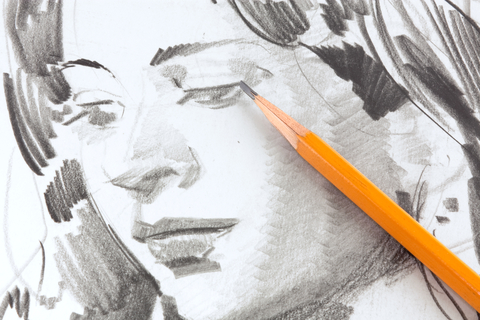 pencil drawing techniques with examples   bored art