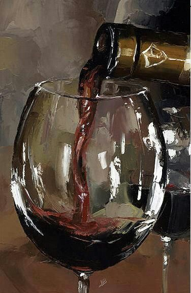 Famous Wine Paintings