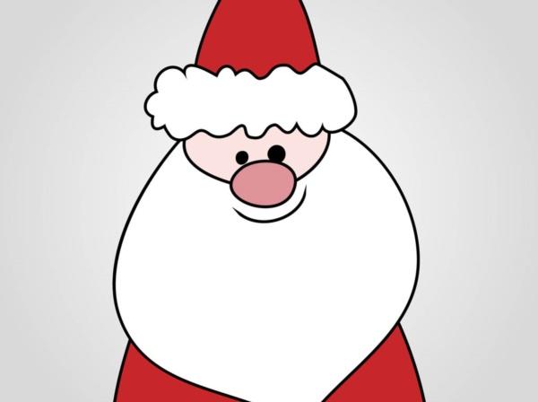Santa-Cartoob