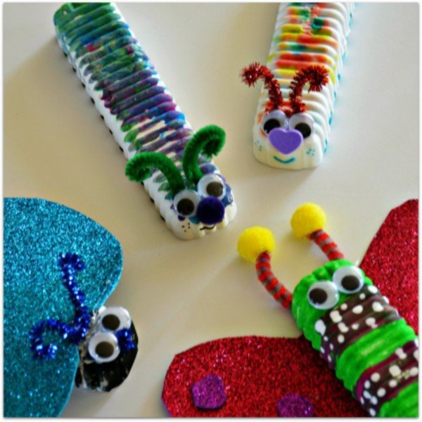 30 easy plaster of paris craft ideas for fun bored art for Plaster crafts to paint