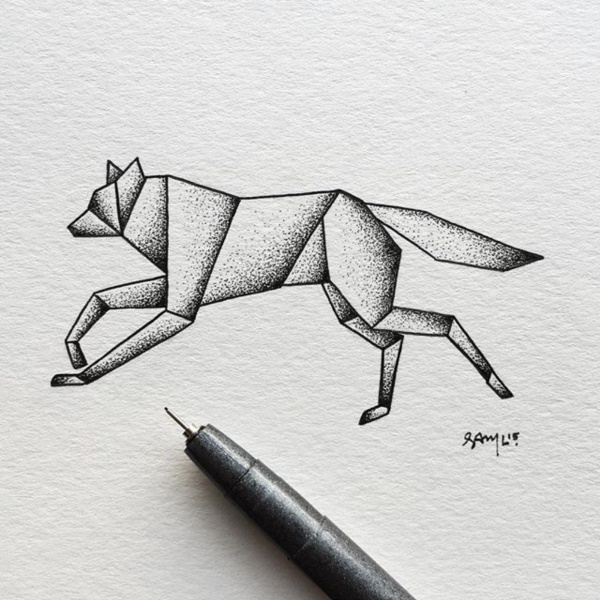 geometric-animal-illustrations-for-many-purposes0171