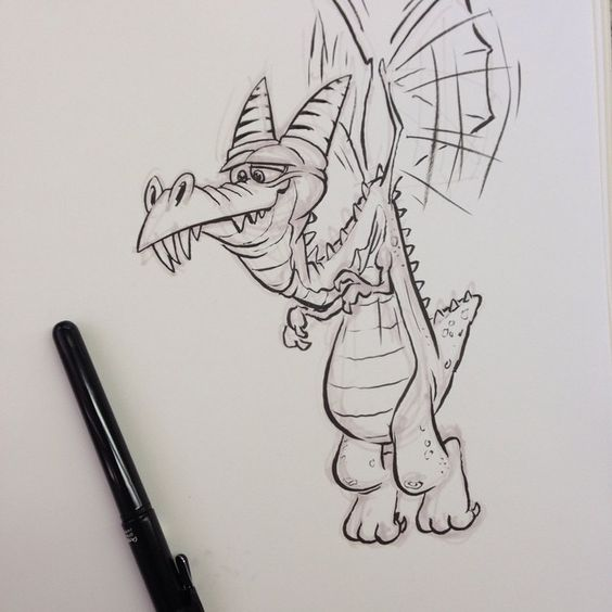 cartoon-dragon-art-14
