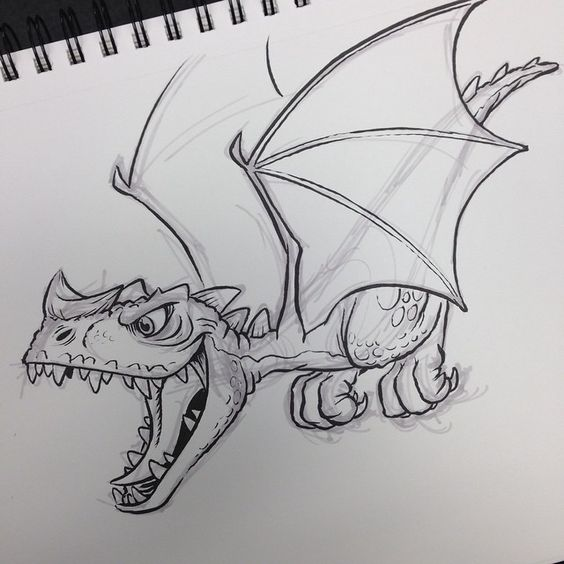 cartoon-dragon-art-8