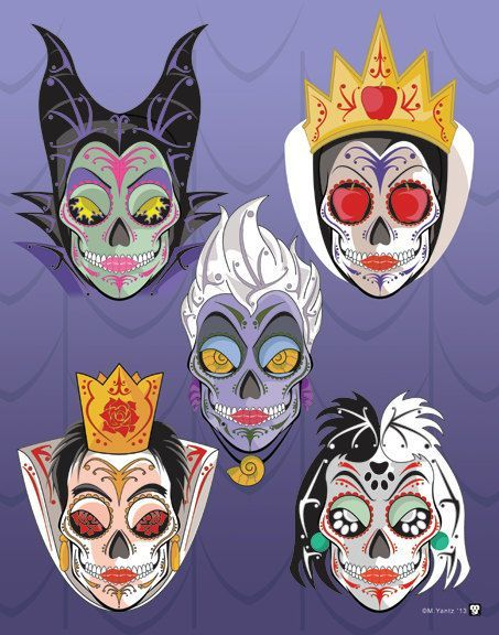 disney-villains-art-23