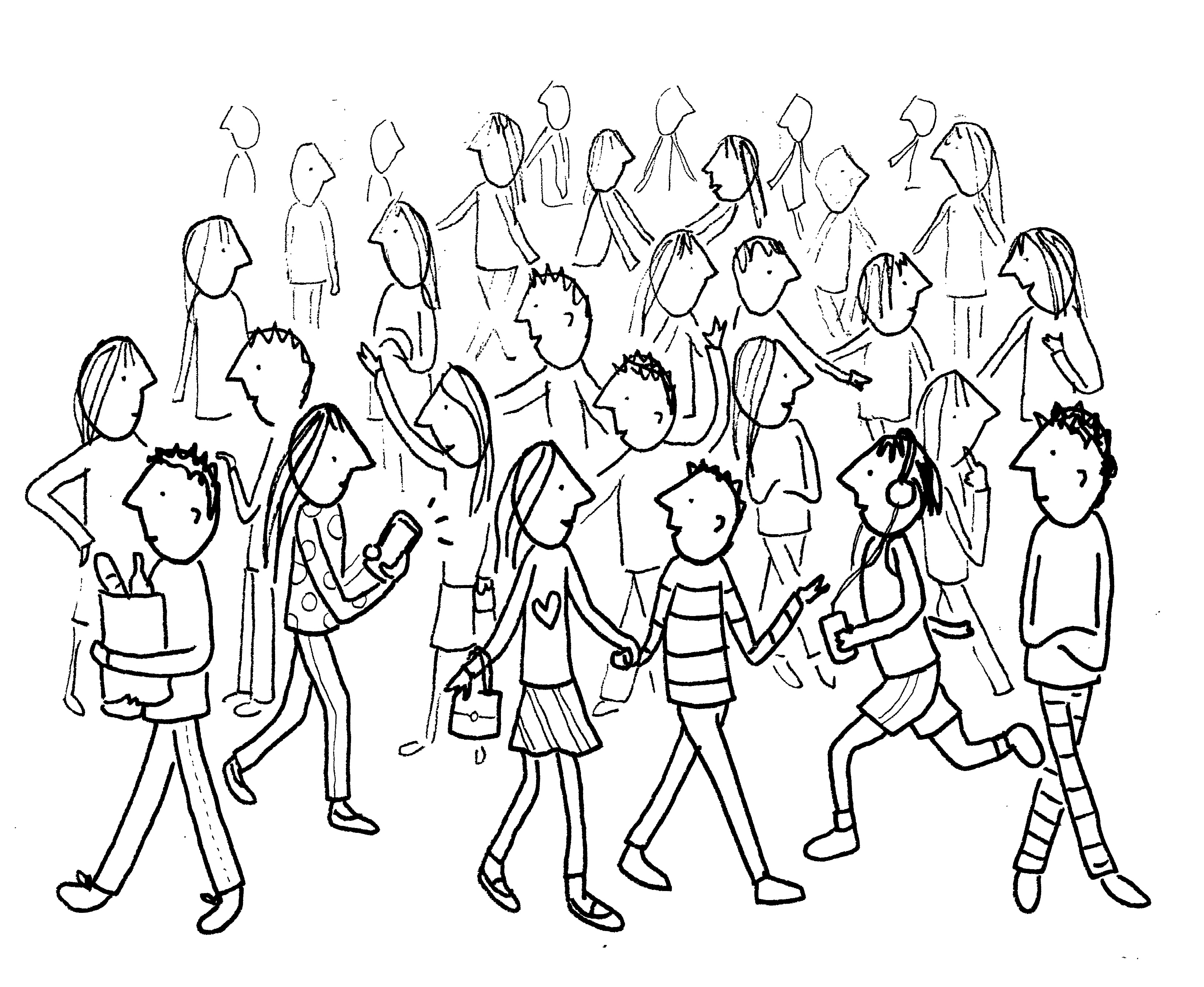 how to draw a crowd  some tips to get you going