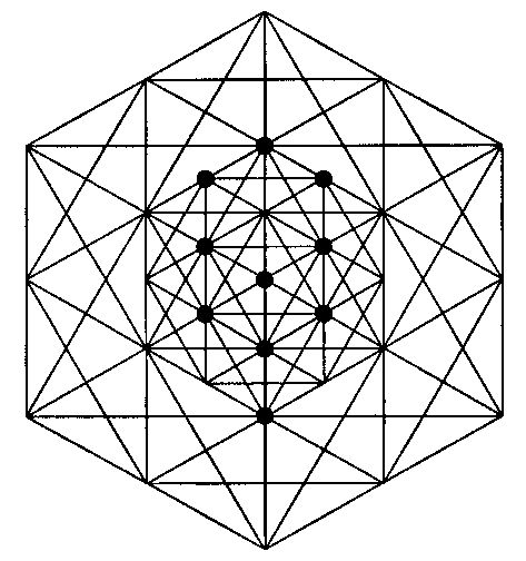 36 Sacred Geometry Vectors And Their Meanings - Bored Art