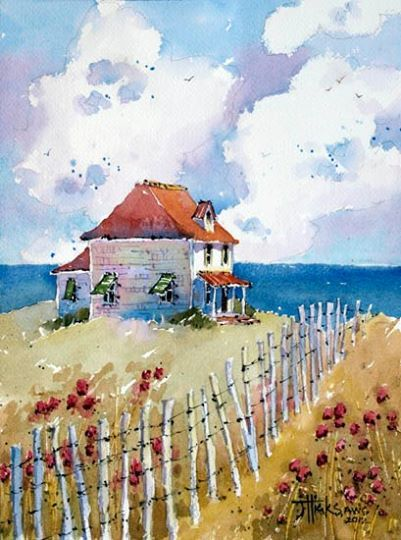 seaside-watercolor-paintings-1