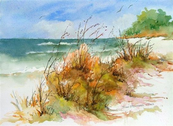 seaside-watercolor-paintings-13
