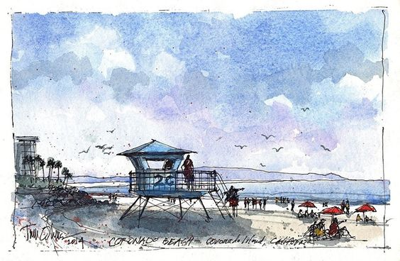 seaside-watercolor-paintings-16