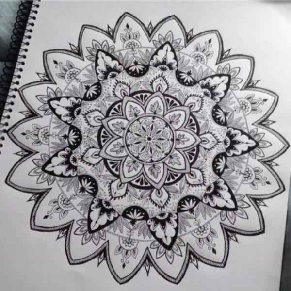 black-and-white-mandala-art-drawings0091