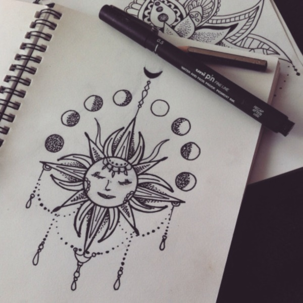 black-and-white-mandala-art-drawings0131