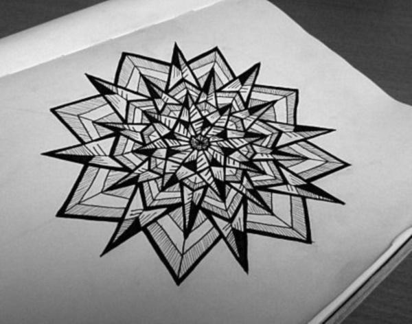 black-and-white-mandala-art-drawings0181