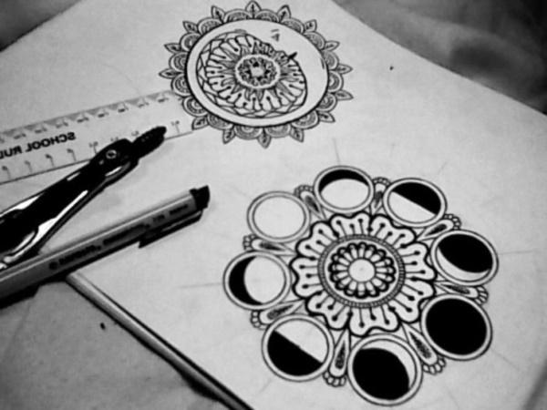 black-and-white-mandala-art-drawings0231