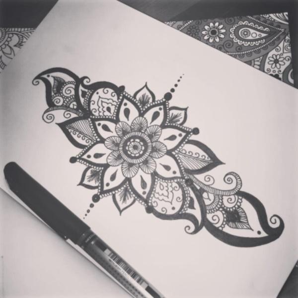 black-and-white-mandala-art-drawings0271
