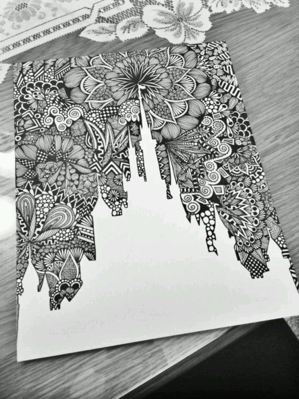 black-and-white-mandala-art-drawings0291