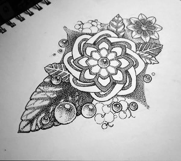 black-and-white-mandala-art-drawings0321