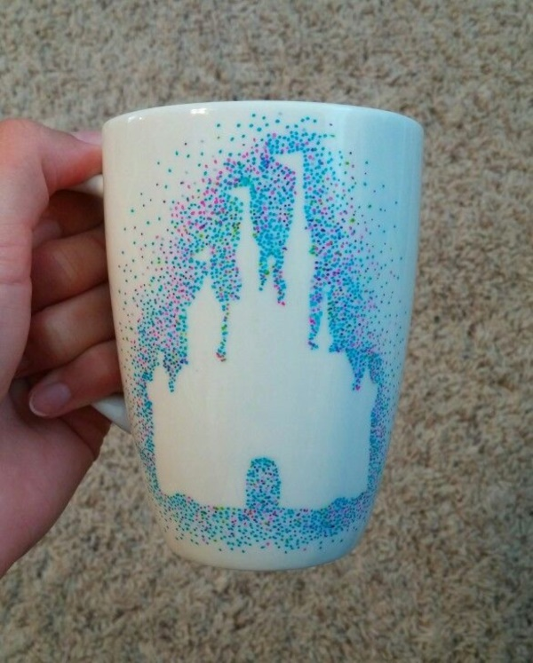 Christmas Color Changing Mug