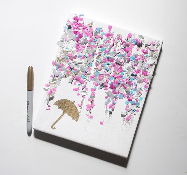 Creative Ideas To Paint On Canvas