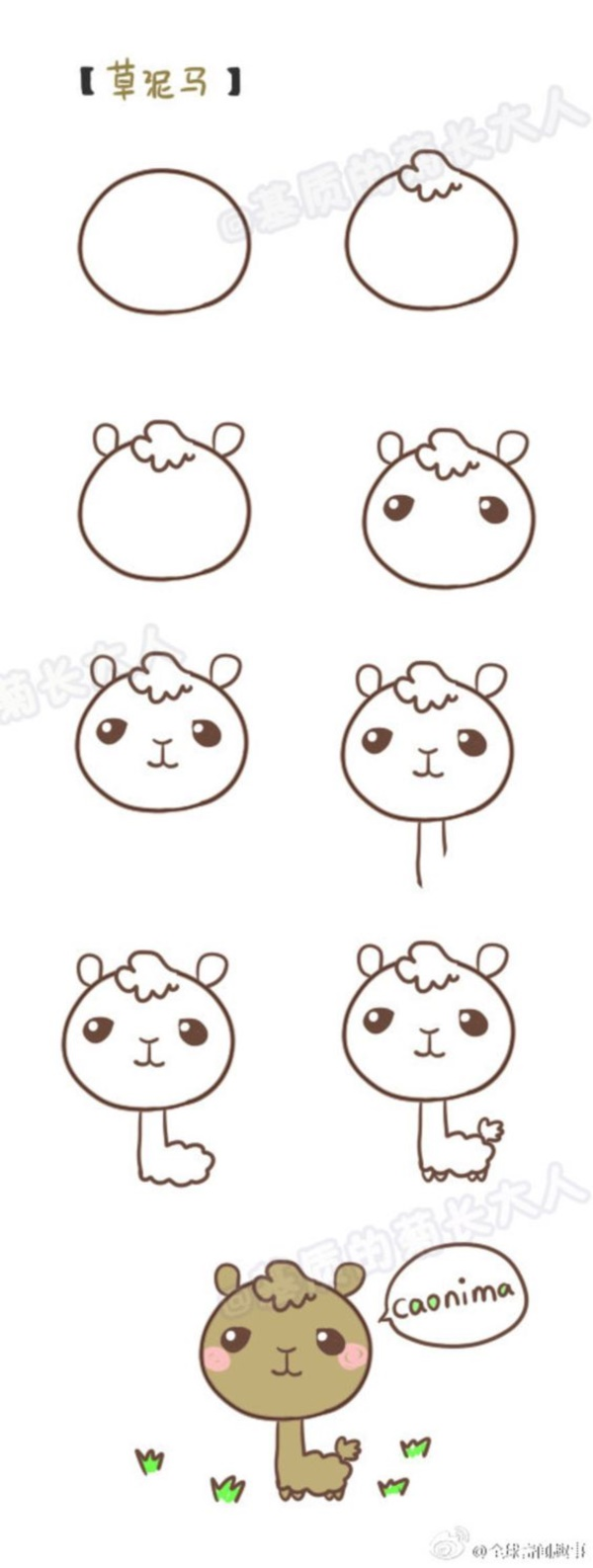 How To Draw Doodles 40 Step By Charts Bored Art