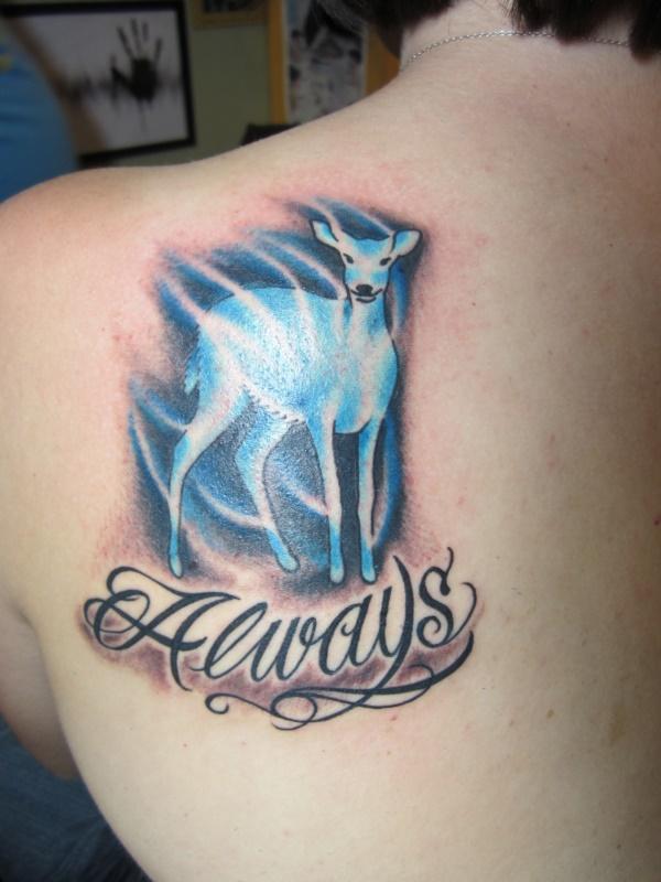 40 Magical Harry Potter Tattoo Designs Bored Art