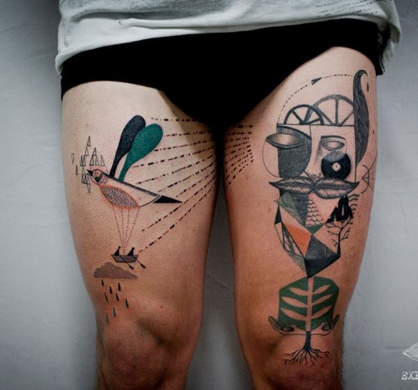 perfect-abstract-tattoo-designs0011