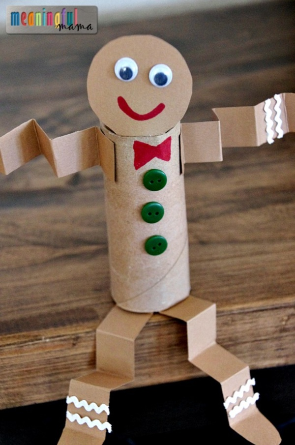 40 toilet paper roll crafts ideas for instant karma for Toilet paper art ideas