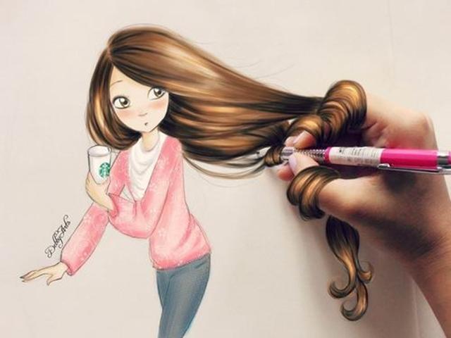 40 Cute Simple Drawings To Practice - Bored Art