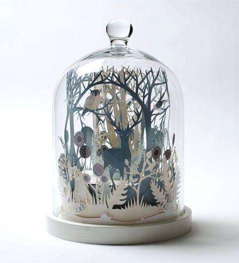 Brilliant bright and beautiful bell jar ideas bored art for Bell jar ideas