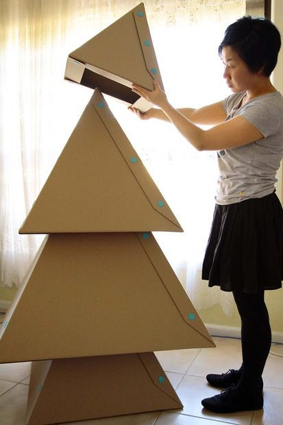 cardboard-christmas-crafts-13