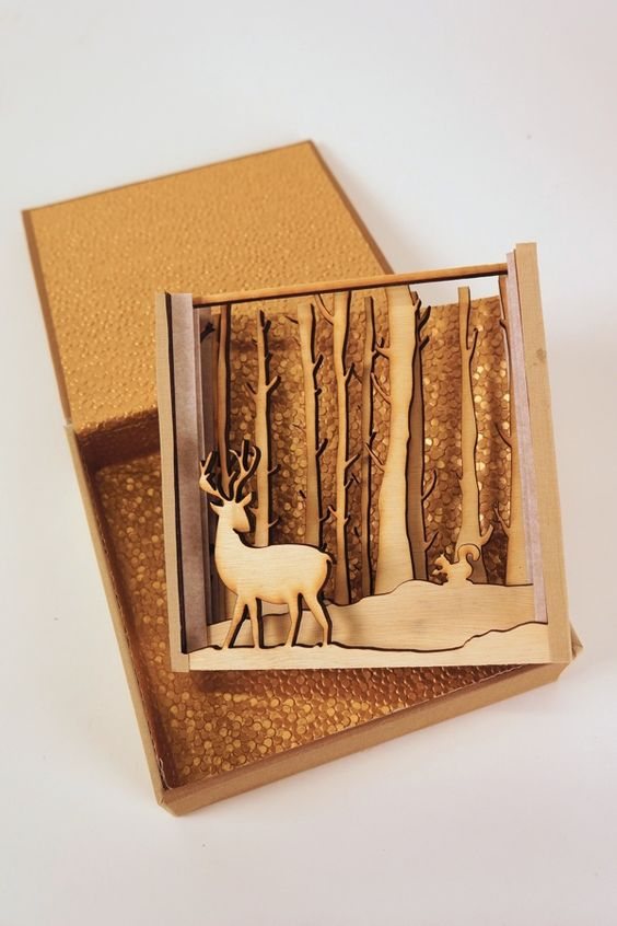 Lovely Laser Engraved Art Ideas To Make Every Occasion