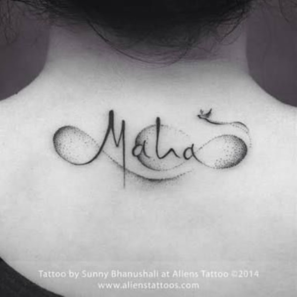 40 Adorable Ideas Of Tattoos With Kids' Names