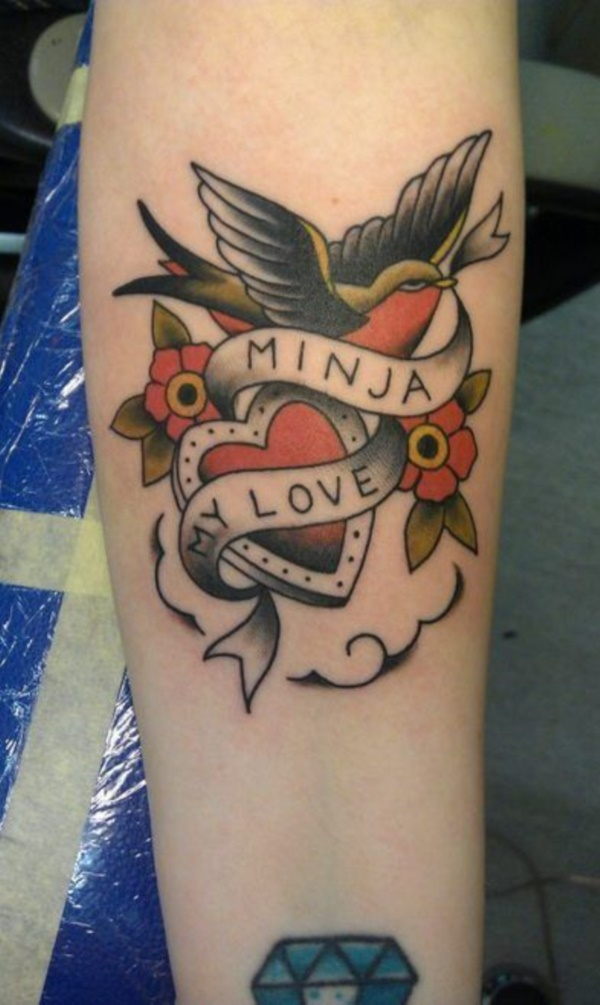 Love Tattoo Designs With Names