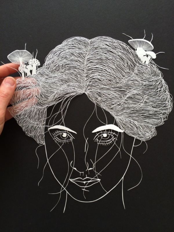 40 Detailed Paper Cutting Art Works Which Needs Good Skills ...