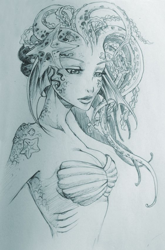 The Many Forms Of Mesmerizing Mermaid Art Bored Art