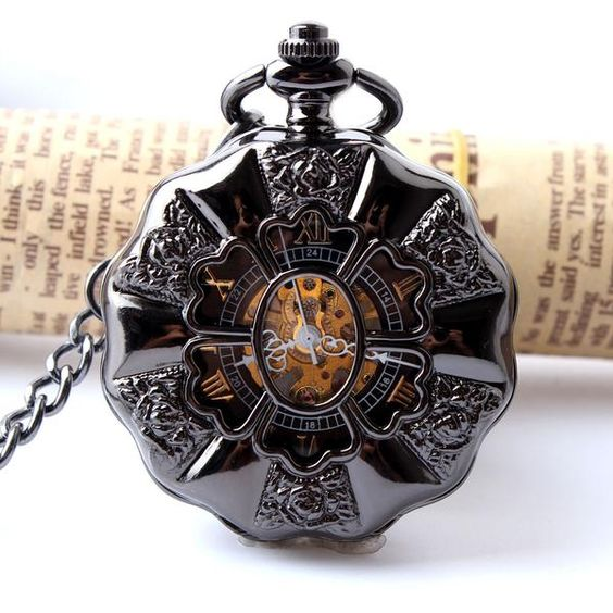 pocket watch designs 10