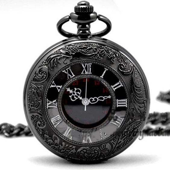 The Art Of Pretty And Classical Pocket Watch Designs