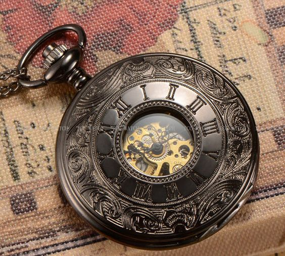 pocket watch designs 17