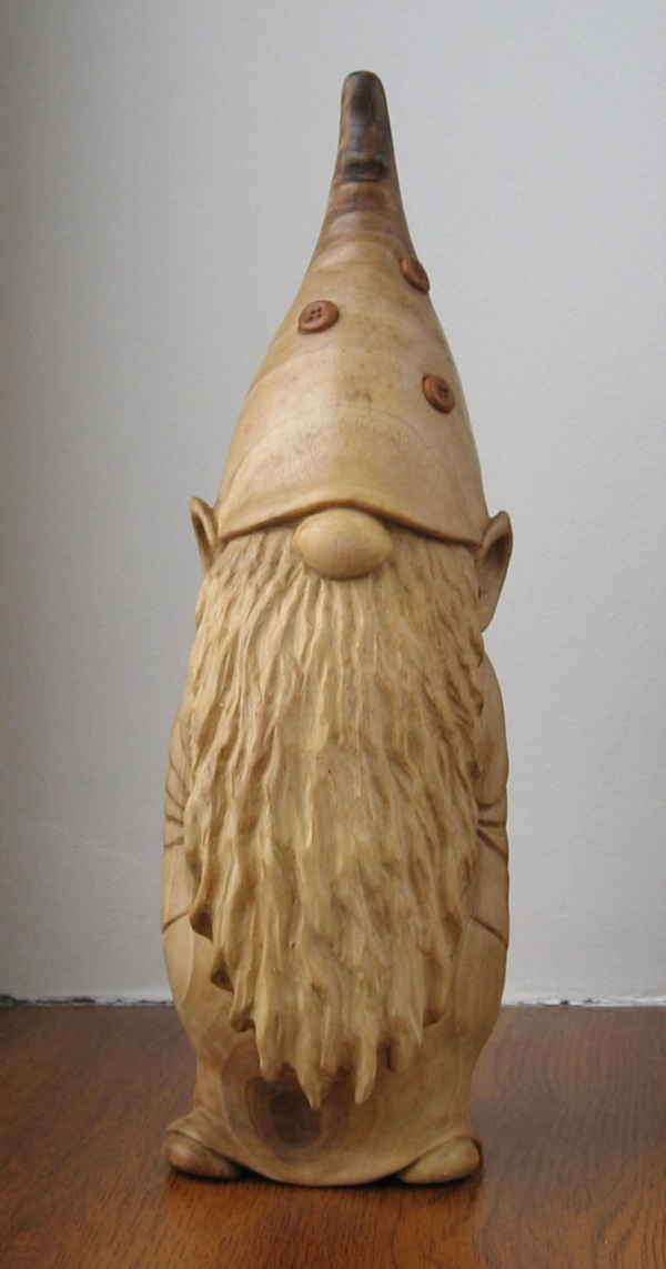 Creative wood whittling projects and ideas