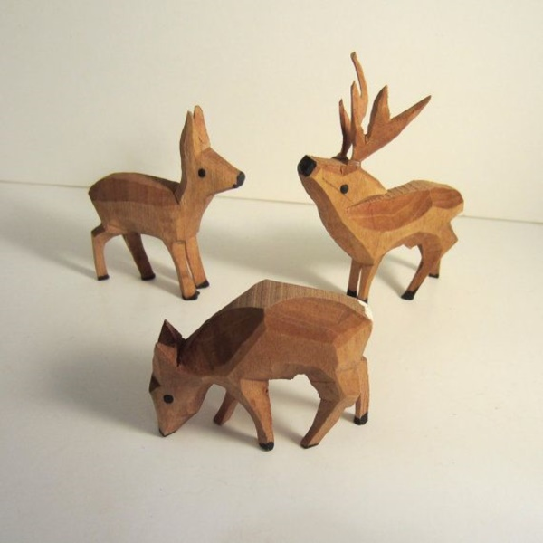Creative Wood Whittling Projects and Ideas7